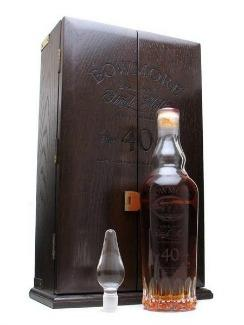Bowmore 40 year old