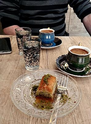 Turkish coffee in Romania Picmonkey