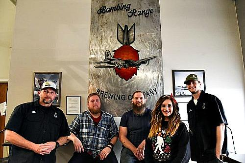 WSU student vets at Bombing Range Picmonkey