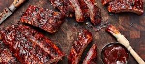 Brown Sugar Applewood Ribs