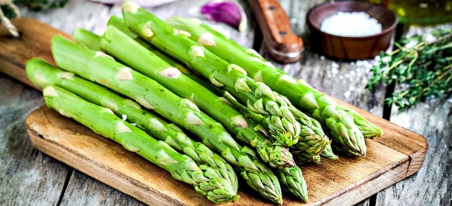 Asparagus Season at Hand
