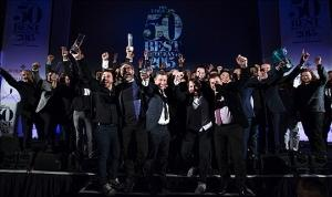 Exuberant chefs and restaurateurs celebrate at recent awards ceremony