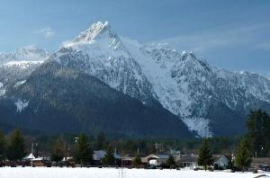 Whitehorse Mountain at Darrington