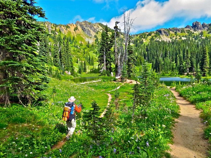 Norse Peak Wilderness, Washington
