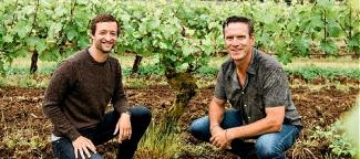 Josh McDaniels (L) and Drew Bledsoe (R) will concentrWE on Pinor Noir and Syrah