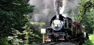 Chelatchie Railroad takes a scenic trip through wine country