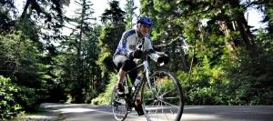 Point Defiance Park's Five-Mile Drive is beautiful spot for a cyclist