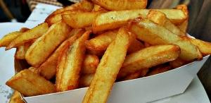Fries come in all shapes and sizes