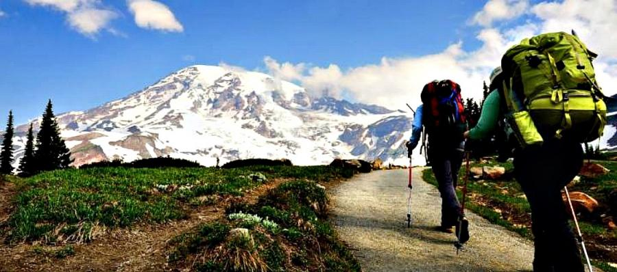 Backpacking Mt. Ranier