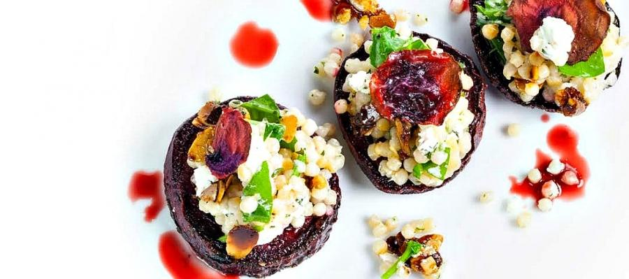 Beets and Goat Cheese—Updated!