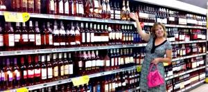 A Rose Wine Aisle for America?